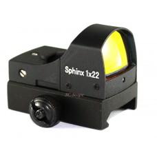 Коллиматорный прицел Vector Optics Sphinx 1x22 Red Dot Sight