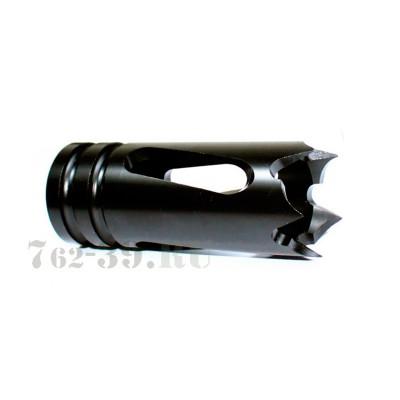 Пламегаситель Милитари для Сайги-12, Вепрь-12