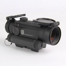 Коллиматорный прицел Holosun INFINITI HS401R5 + лазер 650 нм